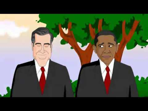 Sparring with Sasquatch - Episode2 - vs Romney and Obama