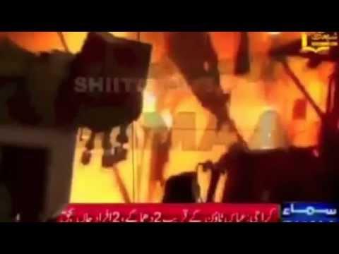 [Attack in Pakistan] - Suicide Bomb Blast Kills At Least 45 In Pakistan  March 3 2013