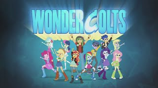 Equestria Girls Friendship Games CHS Rally Song Lyrics