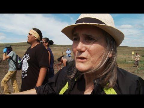 Journalist Amy Goodman to Turn Herself in to North Dakota Authorities