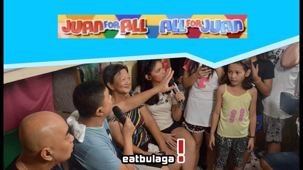 Juan For All, All For Juan Sugod Bahay | April 03, 2018