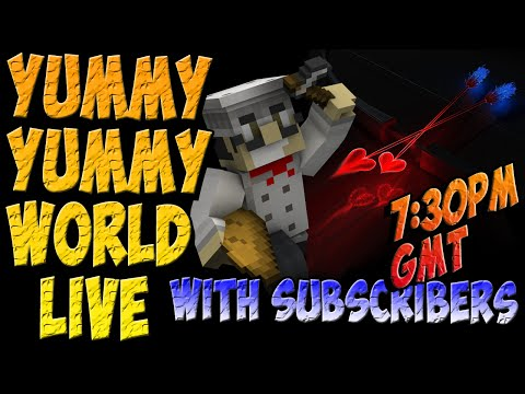 Yummy Yummy World Live W  Subscribers - Minecraft Xbox 360 video
