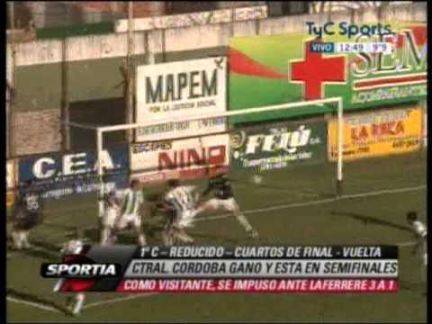 Central C órdoba vs Laferrere Goles e incidentes tras el partido