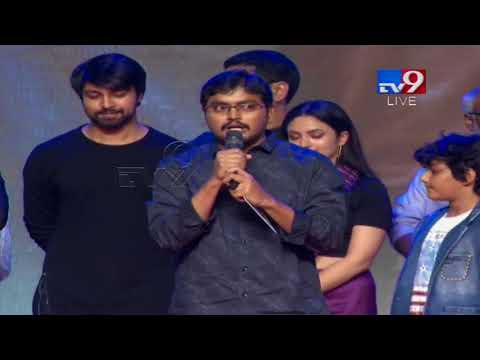Director Rakesh Shashi speech at Vijetha Audio Launch - TV9