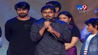 Director Rakesh Shashi speech at Vijetha Audio Launch