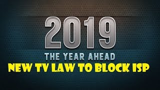 2019 New TV LAW starts today !