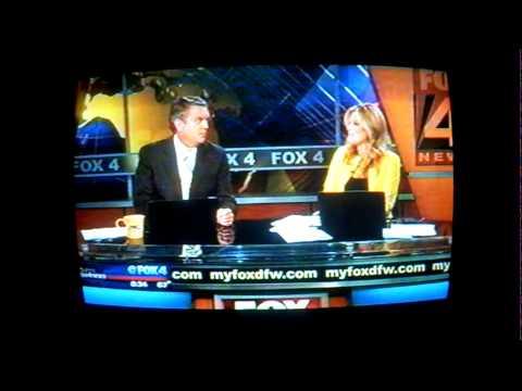 30+ Minute Endurance Run of Fox4's Dumb Blonde Anchor Lauren Przybyl