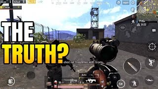 Why Haven't I Been Uploading? - The Truth   PUBG Mobile