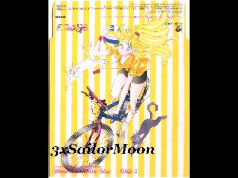 Sailor Moon -- Memorial Music Box CD 5~14 Moon Crisis Make Up