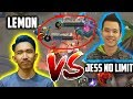 LEMON VS JESS NO LIMIT, MONYET VS MONYET!