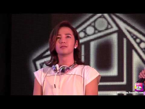 Press Con. Jang Keun Suk (Thailand)