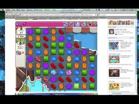 How To Beat Candy Crush Saga Level 409 - 3 Stars - No Boosters - 125