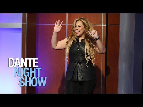 Elena Rivera... ni la guerra le impidió compartir su música en El Salvador – Dante Night Show