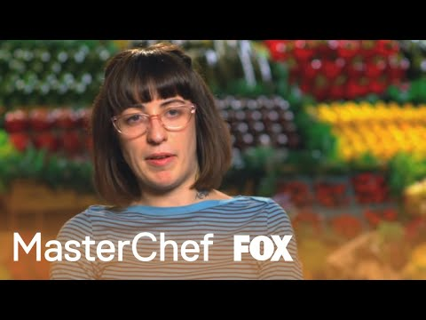 Jaimee Gives Up | MASTERCHEF | FOX BROADCASTING