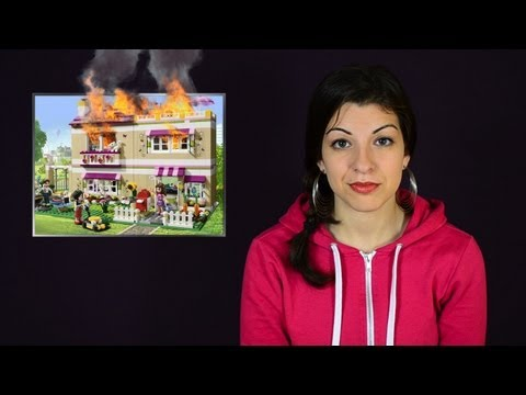 LEGO Friends - LEGO & Gender Part 1