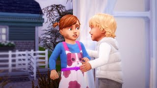 SIMS 4 POOR AND RICH LOVE STORY