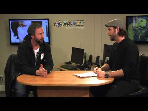 Tom Green at Castanet