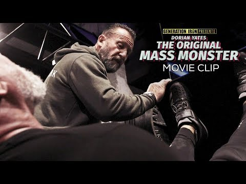 Dorian Yates: The Original Mass Monster MOVIE CLIP | Dorian Makes A Man Vomit With Hardcore Training