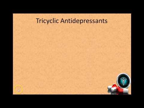 Antidepressant Pharmacology Review
