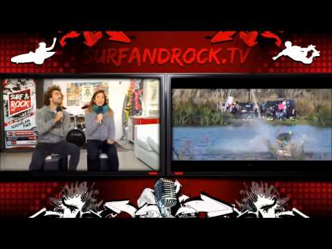 Reef Wake Team Argentina en Surf & Rock Radio