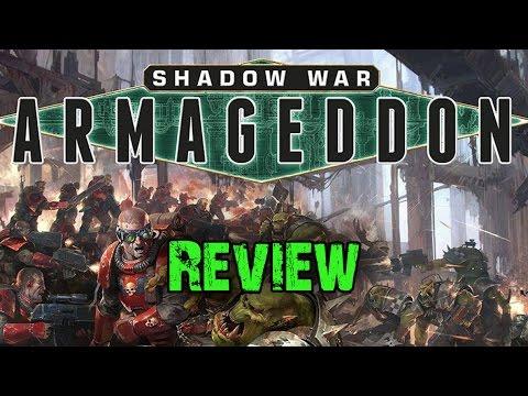 Shadow War  Armageddon Review