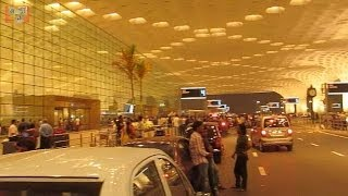 New Terminal 2 : Mumbai Chhatrapati Shivaji International Airport, Marmi Bruno Zanet Granite Marble