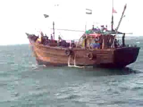Gujarat fishing from in mangrol port for Fishing boat cost