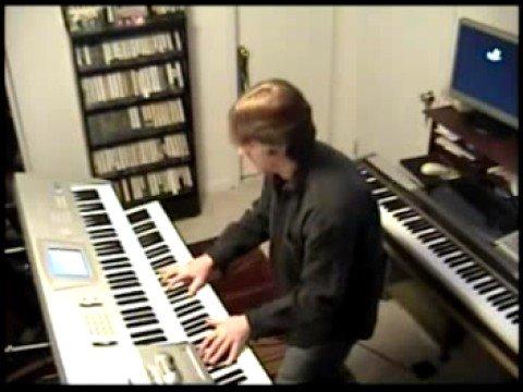 Gordon GG Gebert - Piano Improvisations