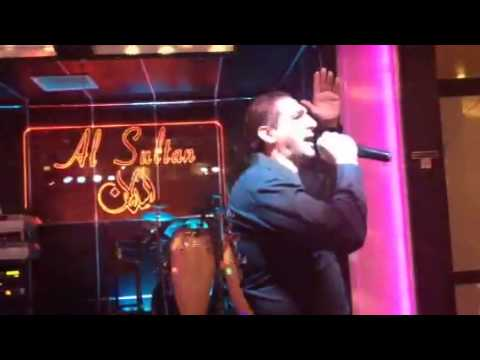 firas asmar Baghdad song at sultan resturant by fadi malo