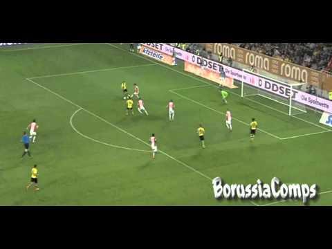 Marco Reus vs FC Augsburg 29.08.2014