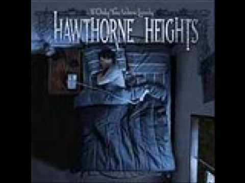 Hawthorne Heights - Cross Me Off Your List
