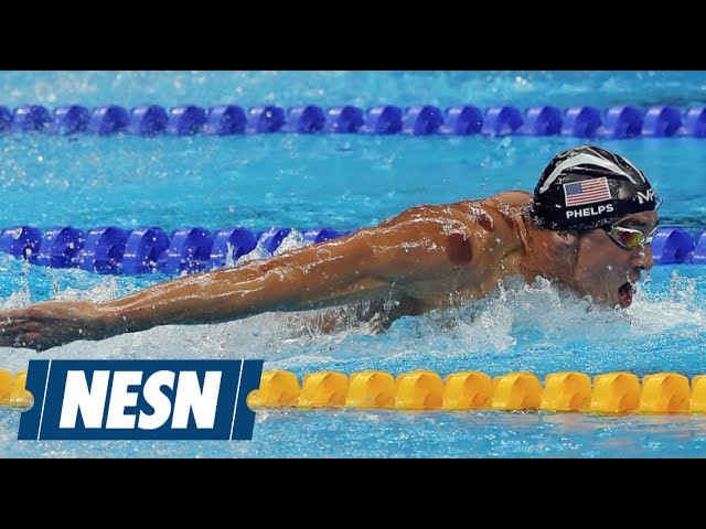 Michael Phelps To Race For Gold In 200M Butterfly