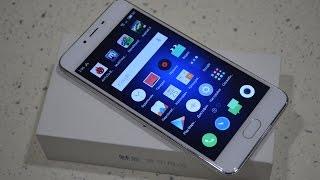 MEIZU M3S - лучший, очень стильный смартфон до 110 долларов