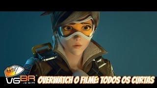 Overwatch O Filme - Todos Curtas de Animação Dublados!