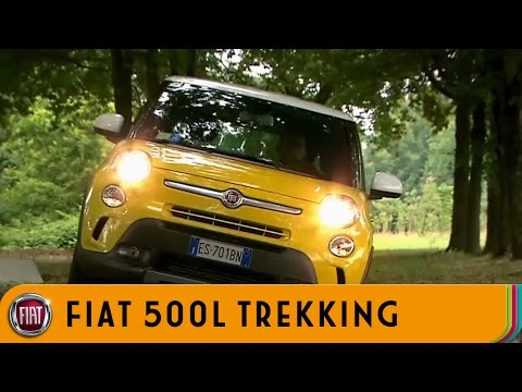 Fiat 500L Trekking - Traction+