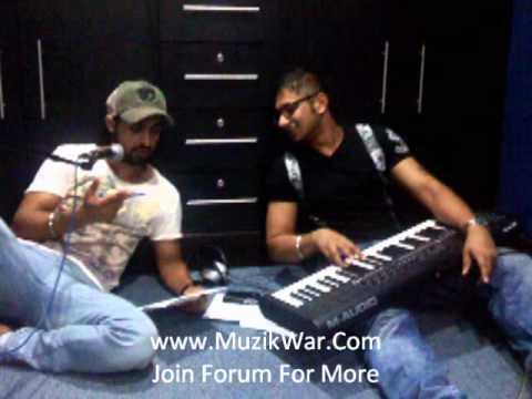 Diljit Dosanjh And Honey Singh Honey Singh Www Muzikwar Com