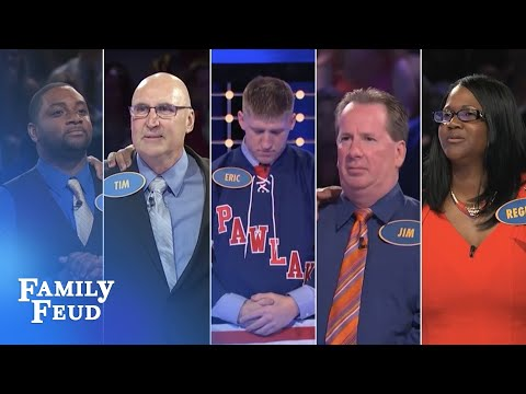 Top 5 Unforgettable Fast Money Moments!!! | Family Feud