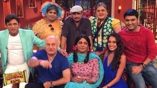 Comedy Nights With Kapil 1st November Episode | SHAUKEENS PROMOTIONS