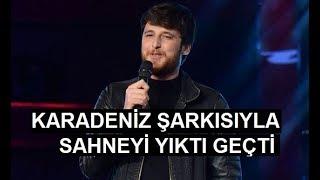İbrahim Aygün - Hey Gidi Karadeniz   O Ses Türkiye   16 Aralık 2017