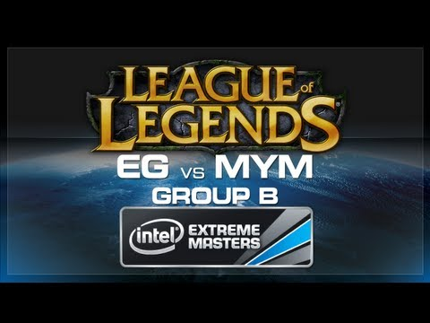 Evil Geniuses vs Meet Your Makers - LoL (Group B) - IEM World Championship 2013