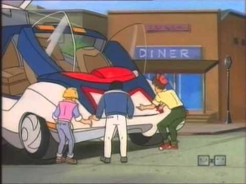 The New Adventures of Speed Racer EP02 | The Pleasantville Terror | part1