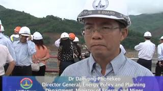 Lao NEWS on LNTV: The 32nd SOM on Energy & other associated meetings concludes.16/6/2014