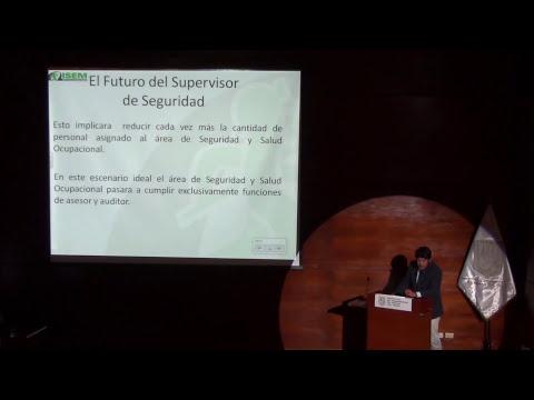 Perfil del supervisor de seguridad: presente y futuro