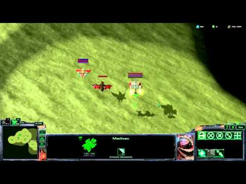 Sc2: HOTS beta New Medivac Speed