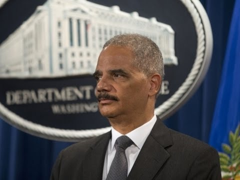 Holder: Citigroup 'Shattered Lives, Livelihoods'