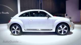 2012 Volkswagen Beetle New York 2011
