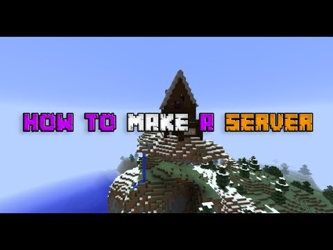 How to Make a Beta 1.7.3 Server - 2018 UPDATED
