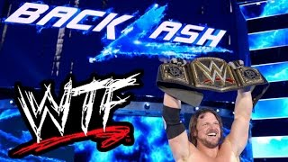 WTF Moments: WWE Backlash 2016