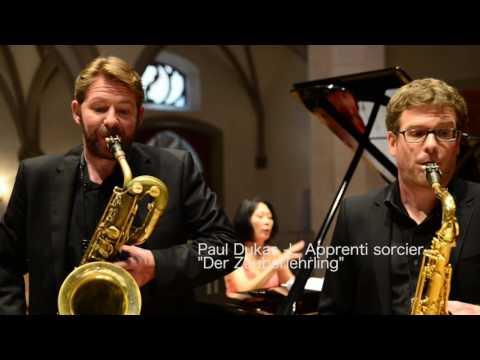 Ein Video von:Alliage Quintett - Sabine Meyer