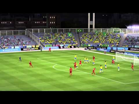 FIFA 15 FUT KAVKAZ-CHESS Team Long Shoot Martin Caceres